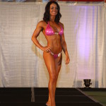 Bikini perfection of muscle,femininity and athletic performance at the World Championships Tri-Fitness Challenge